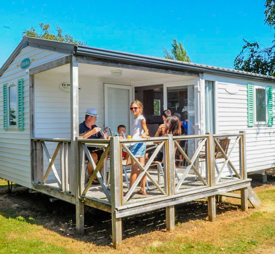 location mobil-home iroise finistere