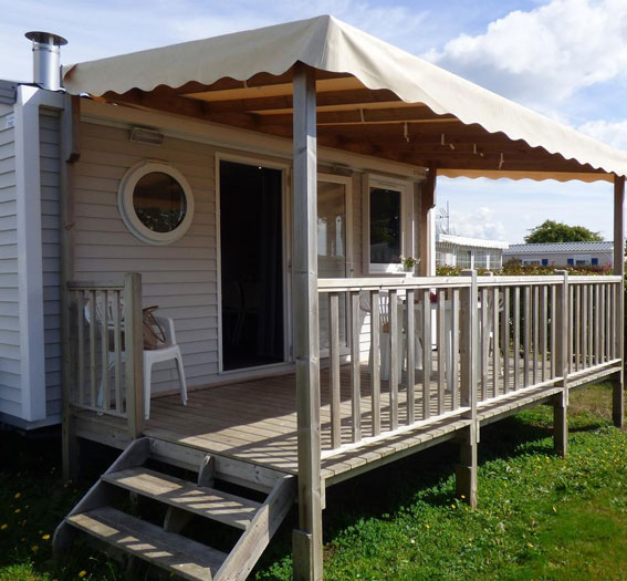 location mobil-home oussant finistere