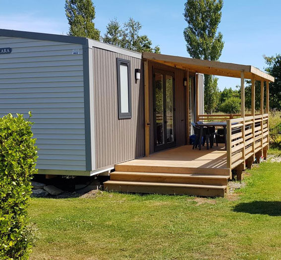 location mobil-home premium finistere