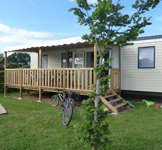 location mobil-home quattro finistere